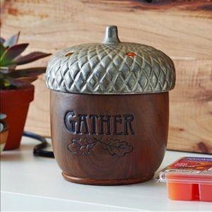 Better Homes & Garden Acorn Decorative Wax Warmer